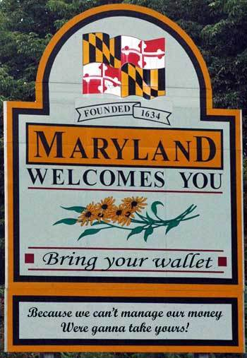 Maryland and your Wallet